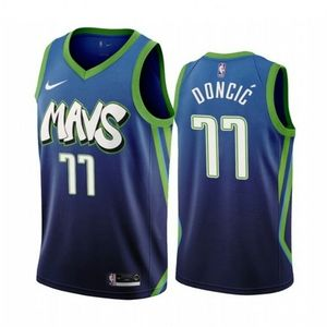 Dallas Mavericks Luka Doncic City Jersey